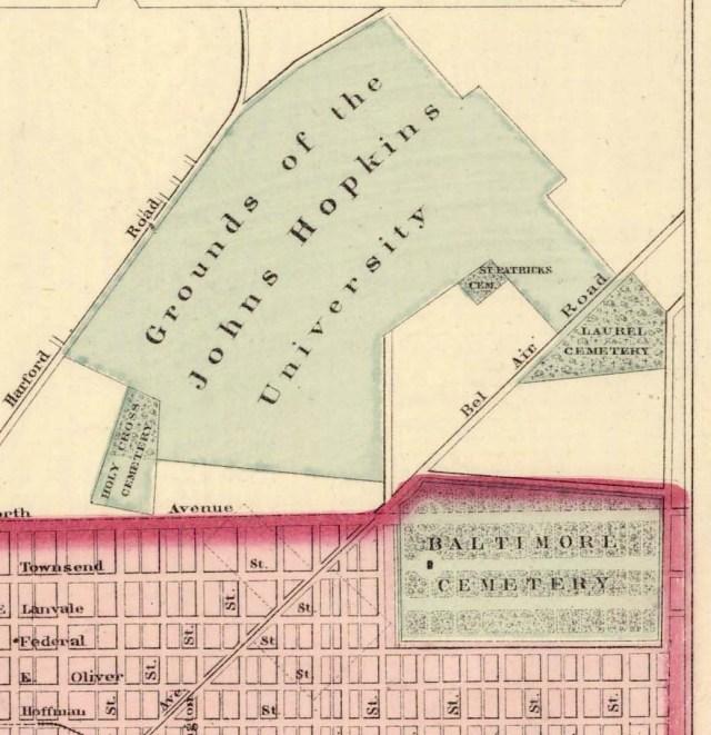 City Laurel Maryland Map